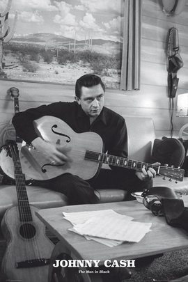 Johnny Cash - Poster