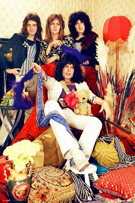 Queen Poster Band