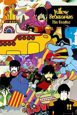 Beatles Yellow Submarine Cover