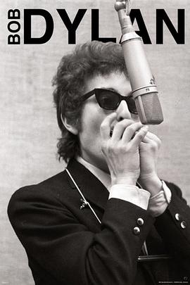 Bob Dylan Poster Harmonica