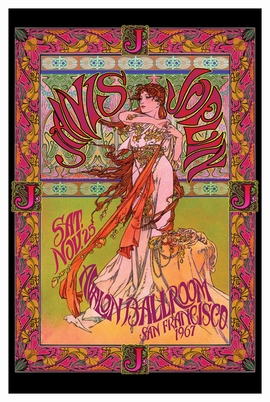 Janis Joplin - Poster  Bob Masse