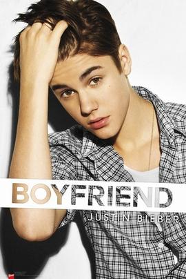 Justin Bieber Poster Boyfriend