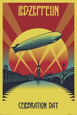 Led Zeppelin Poster Celebration Day