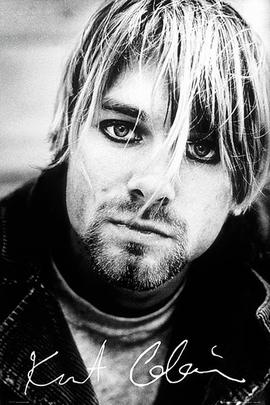 Nirvana Poster Kurt Cobain Signature
