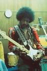 Jimi Hendrix Poster Studio