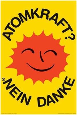 Atomkraft? Nein Danke Poster