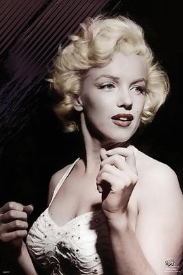 Marilyn Monroe Poster Spotlight