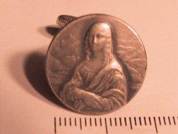 Silber Mona Lisa