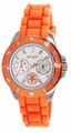 Jet Set Uhr - Amsterdam - Orange Modell: J50962-148