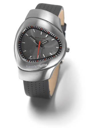 Milio black - small - Lambretta Uhr