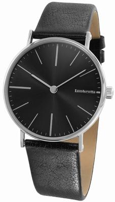Cesare schwarz - Lambretta Uhr