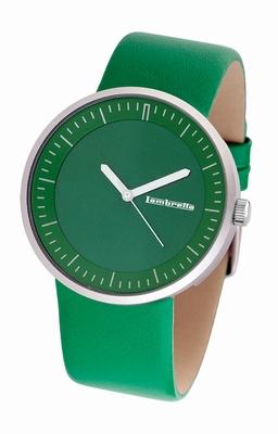 Franco - Grün - Lambretta Uhr