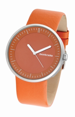 Franco - Orange - Lambretta Uhr