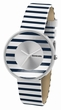 Cielo Stripes Blau - Lambretta Uhr