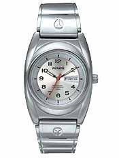 The Don - silber/silver - Nixon Uhr