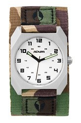 The Scout - brown camo - Nixon Uhr