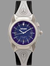 The Foot Soldier - PWR blau/PWR blue - Nixon Uhr