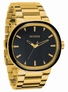 The Capital - All Gold  /  Black - Nixon Uhr