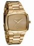The Player - Gold  /  Gold - Nixon Uhr