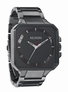The Platform - Gunmetal - Nixon Uhr
