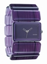 The Vega - Purple Marble - Nixon Uhr Modell: NX-1643vega