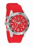 THE 42-20 PU CHRONO - RED - NIXON UHR