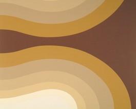 cream bow retro tapete retro deluxe retro tapeten pr sentiert von klang und kleid. Black Bedroom Furniture Sets. Home Design Ideas
