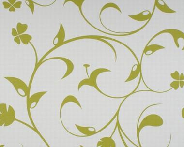 Tapete contzen lilium gr n lars contzen retro for Elegante tapeten