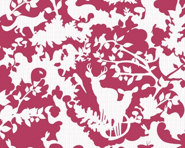 Tapete Cross Stitch pink
