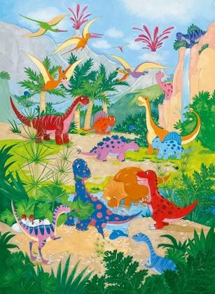 Fototapete Dinosaurier Kinderzimmer Fototapeten Prasentiert Von