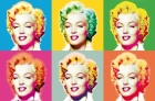 FOTOTAPETE - RIESENPOSTER - VISIONS OF MARILYN
