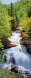 Fototapete - Wasserfall - Wonderfall