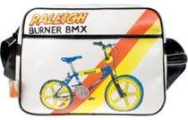 Schultertasche - Raleigh Burner BMX