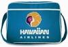 LOGOSHIRT - HAWAIIAN AIRLINES TASCHE - T�RKIS - FAKE LEATHER