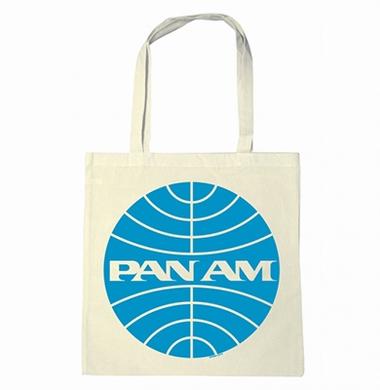 Pan Am Jutetasche