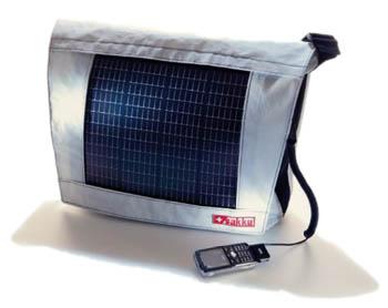 Sakku Solartasche Schweiz