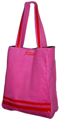 Lugano Shopper - Pink