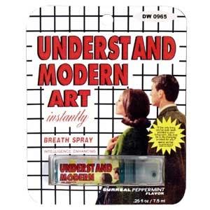 Mundspray - Understanding Modern Art