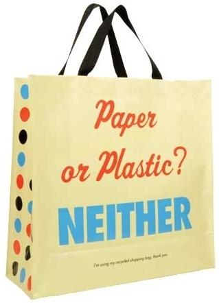 Paper or Plastic? Shopper