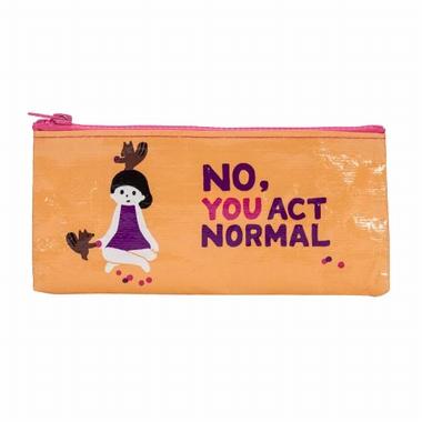 Federmäppchen - No You Act Normal