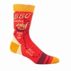 Herrensocken Blue Q - BBQ