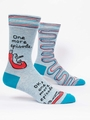Herrensocken Blue Q - One More Episode