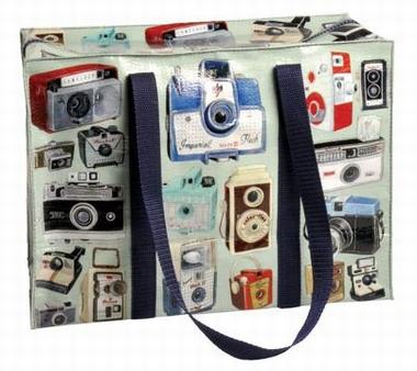Schultertasche - Cameras