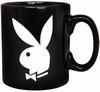 Playboy Classic-Tasse schwarz