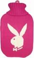 Playboy Wärmflasche pink