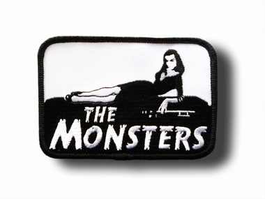 The Monsters Vampira Patch