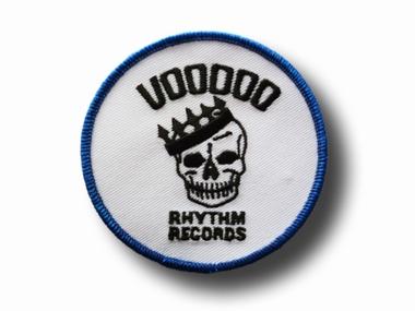 Voodoo Rhythm Records Patch