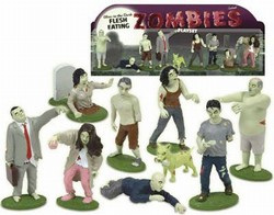 Zombies Play Set Glow