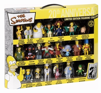 The Simpsons - Figurenset Limited Edition
