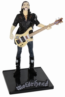 Lemmy Kilmister (Motörhead) Actionfigur Rickenbacker Eagle